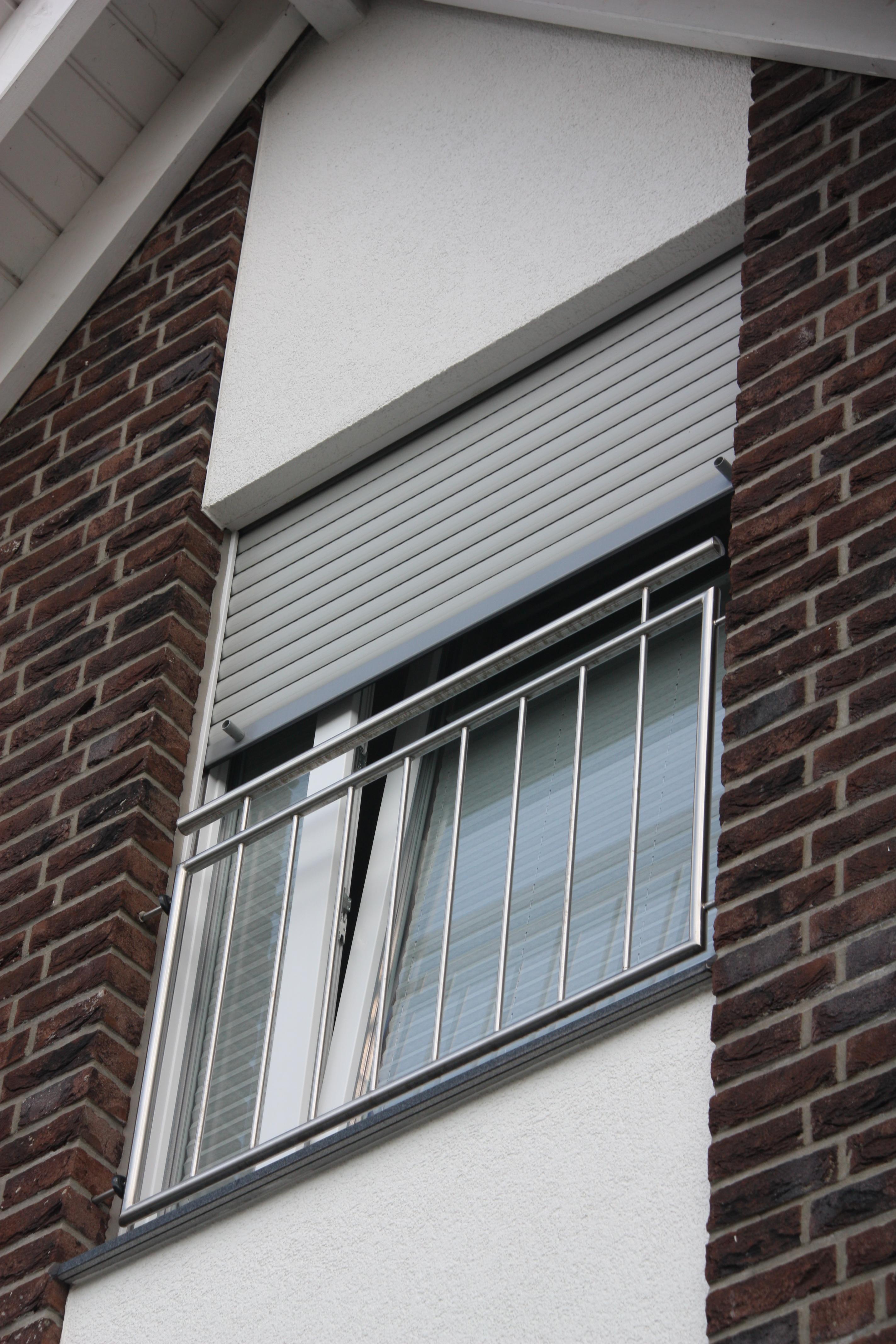 Absturzsicherung Fenster
